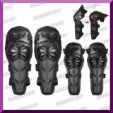 Genunchiere Cotiere Moto Modulare, Protectii genunchi/tibie