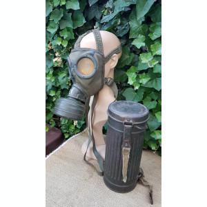 Masca de gaze germana, WW2