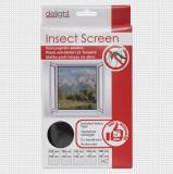 Plasa anti-tantari pentru ferestre 150x180cm - negru