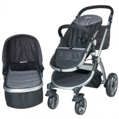 Carucior 2 in 1 Veneto gri Kidscare for Your BabyKids