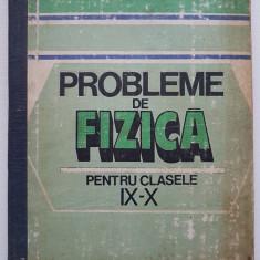 PROBLEME DE FIZICA CLASELE IX-X - Hristev, Manda, Borsan, Sandu, Gherbanovschi