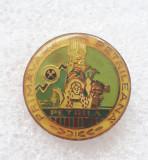 Insigna minerit - turism - Primavata Petriliana