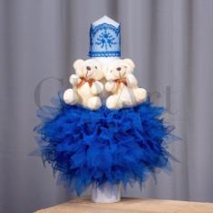 Lumanare Fantasy Baby Blue BL-18