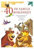 40 de fabule românești