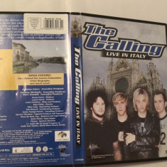 [DVD] The Calling - Live in Italy - dvd original