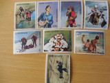 Serie timbre romanesti nestampilate Romania MNH, Nestampilat