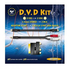 DVD HOME CINEMA KIT 1 (LIPSA ADAPTOR SCART) EuroGoods Quality
