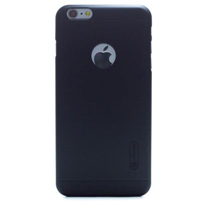 Husa + Folie de Protectie iPhone 6 Plus Negru Nillkin foto