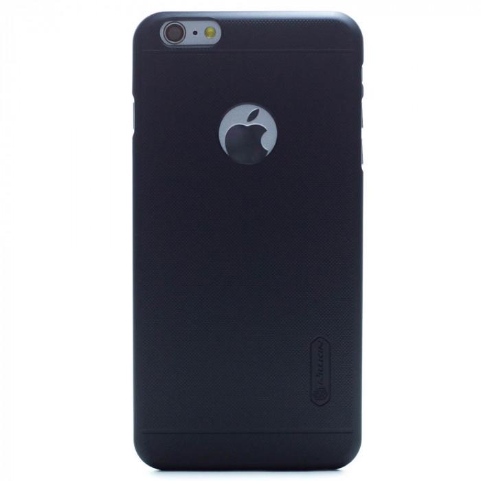 Husa + Folie de Protectie iPhone 6 Plus Negru Nillkin