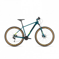 Bicicleta Cube AIM SL Pinetree Flashyellow 2019
