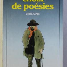 CHOIX DE POESIES par PAUL VERLAINE , 1973