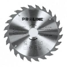 Disc circular pentru lemn cu dinti vidia 160mm / 18d.