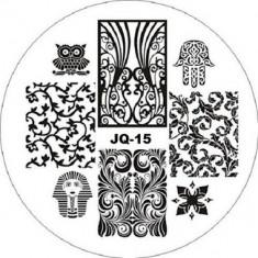 Sablon stampila metal - JQ-15