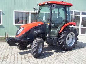 Tractor nou 50 CP, 4x4,AC model TYM T503