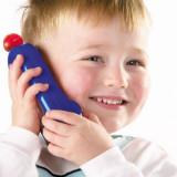Telefon mobil de jucarie cu ventuza, TOLO Toys