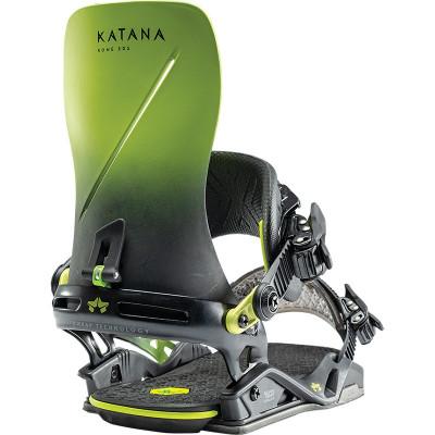Legaturi snowboard Rome Katana Acid Fade 2020 foto