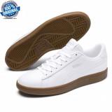 Cumpara ieftin Adidasi  PUMA Smash v2 Leather Plus  ORIGINALI 100% Piele   nr 44