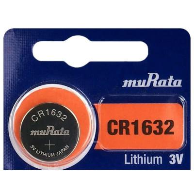 Baterie litiu CR1632 Murata 3V 1 Bucata /Set foto