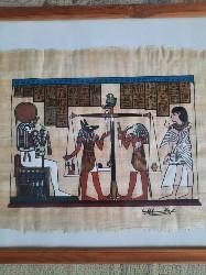 Egipt papirus foto