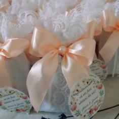 Mărturii de nuntă /botez cu floare de lavandă