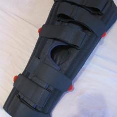 Orteza de genunchi fixa RUTHNER,marime XL, lungime 50 cm