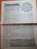 ziarul flacara iasului 20 august 1988-spectacolul festiv pe stadionul 23 august
