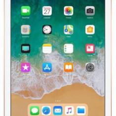 Tableta Apple iPad 9.7 (2018), Procesor Quad-Core 2.34GHz, IPS LCD Capacitive touchscreen 9.7inch, 2GB RAM, 32GB Flash, 8MP, Wi-Fi, 4G, iOS (Auriu), 9.7 inch, 32 GB, Wi-Fi + 4G