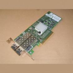 Dell Brocade 825 8Gbps Dual Port FC HBA w/ SFPs KKYWJ