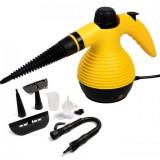 Cumpara ieftin Curatator cu abur Steam Cleaner Sonashi DF-001, 1000 W, Galben
