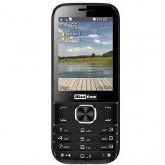 Telefon mobil MaxCom MM237 Dual SIM Black