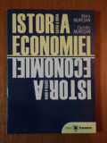 ISTORIA ECONOMIEI ED. II-a de MARIA MURESAN , DUMITRU MURESAN