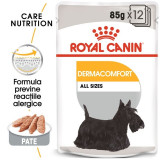 Royal Canin Dermacomfort Loaf Care, 12 plicuri x 85 g