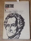 PROZA , VOL. VI de GOETHE , Bucuresti 1988