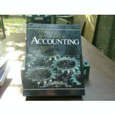 Cost and managerial accounting - Cherrington Hubbard (Costuri și contabilitate managerială)