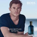Boss Bottled Infinite Set (EDP 50ml + SG 100ml) pentru Bărbați