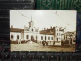 CARTE POSTALA * CHISINAU , GARA