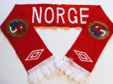 Fular Umbro - Federatia de Fotbal din NORVEGIA