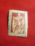 Timbru Italia 1928 -400 Ani H von Savoye 30C, Nestampilat