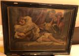 TABLOU GEIGER RICHARD (1870-1945), Portrete, Ulei, Impresionism