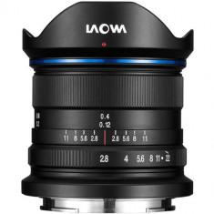 Obiectiv Manual Venus Optics Laowa Zero-D 9mm f/2.8 pentru Canon EOS-M