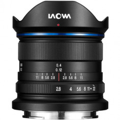Obiectiv Manual Venus Optics Laowa Zero-D 9mm f/2.8 pentru Sony E-mount