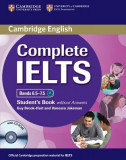 Complete Ielts Bands 6.5-7.5 Student's Book Without Answers [With CDROM]