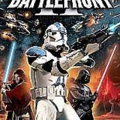 Star Wars Battlefront II  - PSP [Second hand] cad, cod, Actiune, 12+, Single player