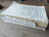 Biblia sau sfanta scriptura, 1944 / Atentie, defecte majore