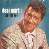 CD Dean Martin – All Of Me, original, jazz