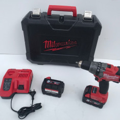 Autofiletanta Milwaukee M18 ONEPD Fabricatie 2018