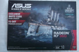 Placa video ASUS Radeon R7 360 OC 2GB GDDR5 128-bit Box