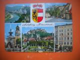 HOPCT 64384  SALZBURG  -AUSTRIA-STAMPILOGRAFIE-CIRCULATA