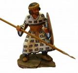 Figurina din plumb - Colectia Razboinici Antici - Achaemenidian infantryman 1:32