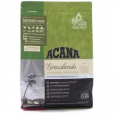 Cumpara ieftin Acana Dog Grasslands 11,4 kg + recompense Tail Swingers 100 g